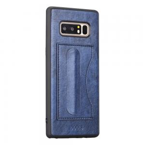Quality Mobile Phone Leather Back Cover Tpu Connected With Pc , Note8 Samsung Cell Phone Cases for sale
