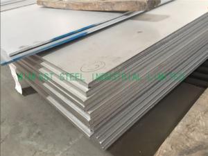 China POSCO 409L laminado en caliente laminó anchuras de acero inoxidable de la hoja la longitud de encargo 1250 de 3,0 - de 12.0m m - 1500 on sale
