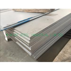 China POSCO 409L laminé à chaud a laminé à froid largeurs de feuille d'acier inoxydable la longueur faite sur commande des 1250 de 3,0 - de 12.0mm - 1500 on sale