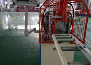 China G550 Steel Framing Studs And Track Roll Forming Machine With 13 Rollers on sale
