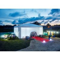 Led Party Or Exhibition Advertising Inflatable Tent With CE / UL Blower