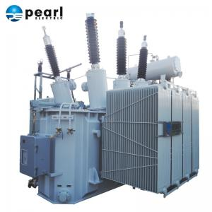 China Three Phase Two Windings Power  Transformer  90 Mva 110 Kv on sale