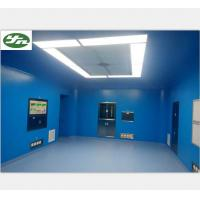 China Class 100 Ceiling Hanging Laminar Flow Booth Portable Laminar Air Flow For Operateing Room on sale