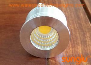 China MR16 3W COB Bridge Dimmable 35MM LED Spotlights ,Warm White LED Spotlight Bulbs on sale