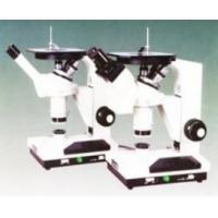 China Trinocular Converted Metallurgical Microscope With Sharp Image / Wide View Field on sale