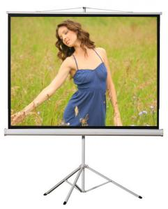 China format 4:3 tripod projector screen/high quality projection screen/high definition various of materia projector screen on sale