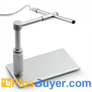 China Digital USB Microscope/Endoscope (2.0 Megapixel, 200X Zoom, 6 LEDs) on sale