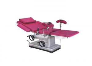 China Multi-Functional Electric Obstetric Delivery Bed , Maternity Delivery Bed ALS-OB111 on sale