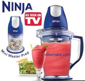 China Ninja Master Prep Food Processor on sale