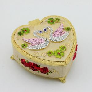 China Heart Shape Jewelry Packaging Gift Box Wholesale on sale