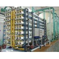 Drinking Water Purification RO Water Treatment Systems SUS304 Fully Automatic
