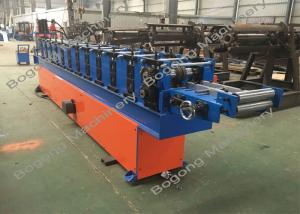 China Steel Roofing Batten Ceiling Roll Forming Machine 24V Control Voltage on sale
