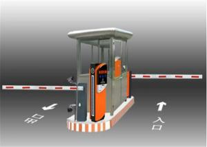 China Vehicle Barrier Gate RFID Based Parking Management System With RS485 Communication Module on sale