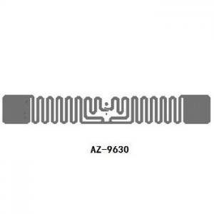 China RFID UHF Inlay ALIEN H3 Chip 9630 Dry Inlay / Rfid Wet Inlay on sale