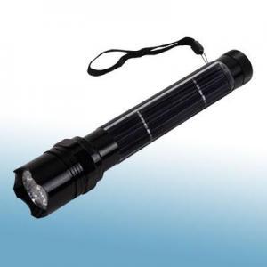 China Solar LED Flashlight/Torch (HJ-586D) on sale