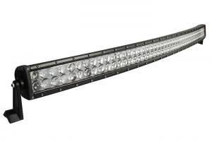 China Curved 180W 4D Vehicle LED Light Bar Combo Beam Jeep Offroad Maine Super Bright on sale