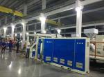 Automatic Polythene Sheet Making Machine , Pvc Sheet Extrusion Machine
