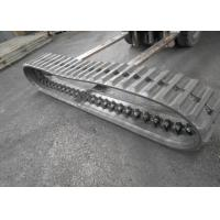Customized Alternative Hitachi Rubber Tracks , 53 Link Hitachi Replacement Parts