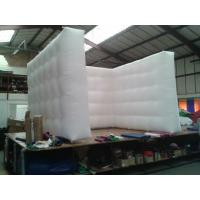 inflatable cube wall office