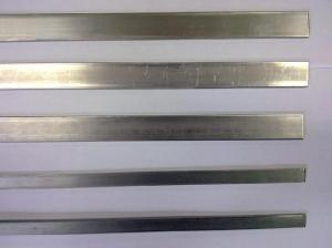 China Mill Finish 316L Stainless Steel Flat Bar / Stainless Flat Bar Stock on sale