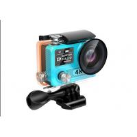 Micro SD Card  Storage Waterproof Action Camera Hd 720p 14mp Photo , 170 Degree View Angle