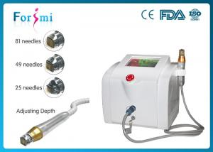 China FDA technology stretch mark removal fractional rf machine electric micro needling on sale