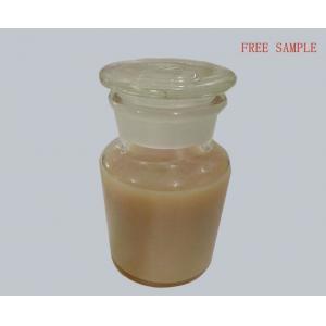 China styrene acrylic emulsion  cationic surface sizing agent 30% on sale