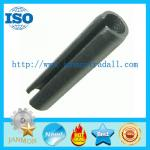 DIN1481(ISO8752) Slotted Spring Pin,Black slotted spring pin,Black high tensile roll pin,Spring steel roll pin Black
