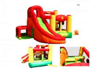 China Attractive Cheap Nylon Fabric Inflatable Bouncy Castle Bounce House On Hot Sale on sale