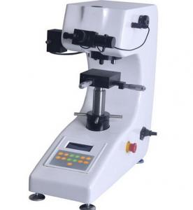 China Digital Eyepiece Automatic Turret Micro Vickers Hardness Testing Machine with Max Force 1Kgf on sale