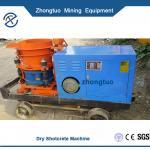 wholesale Dry Shotcrete Machine Factory Supply