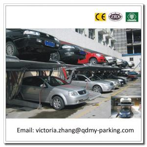 Two Post Residential Car Lift CE Certificate Shared Two Post