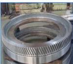 2CrMo External Gear 81 Series Double Row Ball Rotation Slewing Bearing
