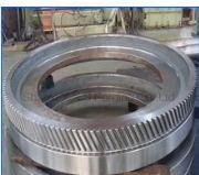 China Machined big module spur steel gear High Precision Grinding Helical Gear for Gearbox on sale