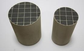 China DPF Diesel Particulate Filter on sale