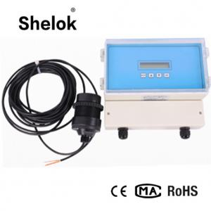 China Separated-type Ultrasonic level meter controller water/liquid level controller on sale