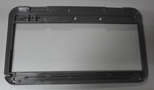 Plastic 2D / 3D Drawings ABS Window Bezel DME Injection Molding