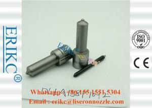 China DENSO Fuel Injector Nozzle DLLA 158P 1092 ERIKC Common Rail Nozzle dlla 158 p1092 for Isuzu on sale