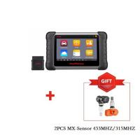 Autel MaxiPRO MP808TS Activation Programming and all System OBD Diagnostic Tool Combined of DS808/MS906 and TPMS gift MX