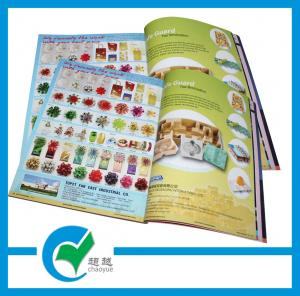 China UV - Coating Customized Company Hardcover Book Printing For Company Introduction on sale