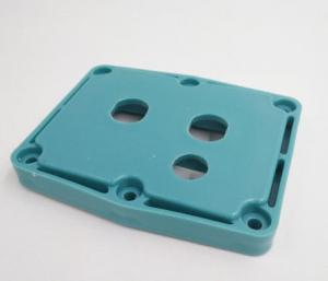 China Durable Plastic Molded Parts , Blow Molded Parts Slicone Rubber Material on sale