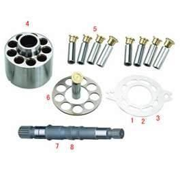 China Vickers customizable  hydraulic vane pump kits / Fittings, hydraulic gear pump parts on sale