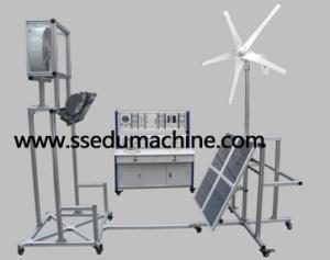 China Renewable Energy Training System Teaching Equipment on sale