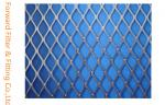 Aluminum Alloy / Copper / Brass Expanded Steel Diamond Mesh With ISO