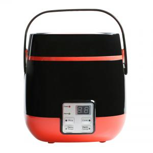 China Mini food cooker home appliance useful gifts items electric  multi mini rice deluxe rice cooker 1.2L on sale