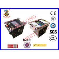 China 89CM Length Black White Classic Cocktail Arcade Machine For Bars / Coffee Shops on sale