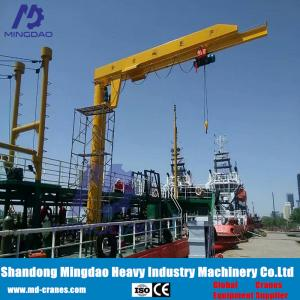China China Taian City Electric Hoist Jib Crane Lifting Equipment for Sale on sale