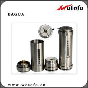 China Sigelei Bagua full mechanical ecig mod Bagua clone just for vaporizer wholesale on sale