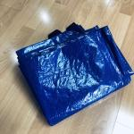 Non Woven Isolation Package Anti Germ OEM PEVA Cadaver Blue Body Bags for Dead Bodies