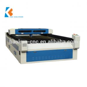 China Metal and non-metal laser cutting and engraving machine with the competitive price from China on sale
